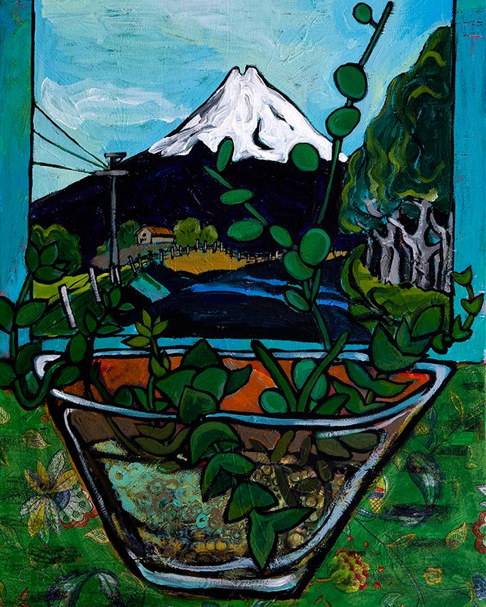 (SOLD) - Mt Taranaki