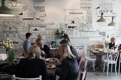 Cafe Little King #1, Milford