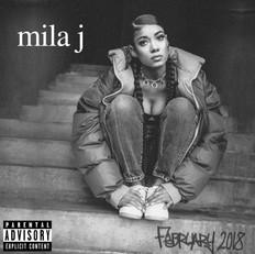 """Mila J """"February 2018"""""""