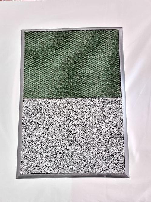 Tapete lavasuelas 48 x 68 cm doble función seca húmeda