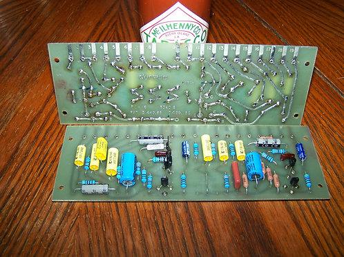 Dynaco Pat-4 Original PCB Pair New Components