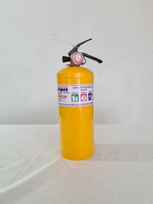 Extintor de 5 libras tipo ABC