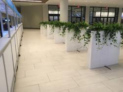 16.White Planters
