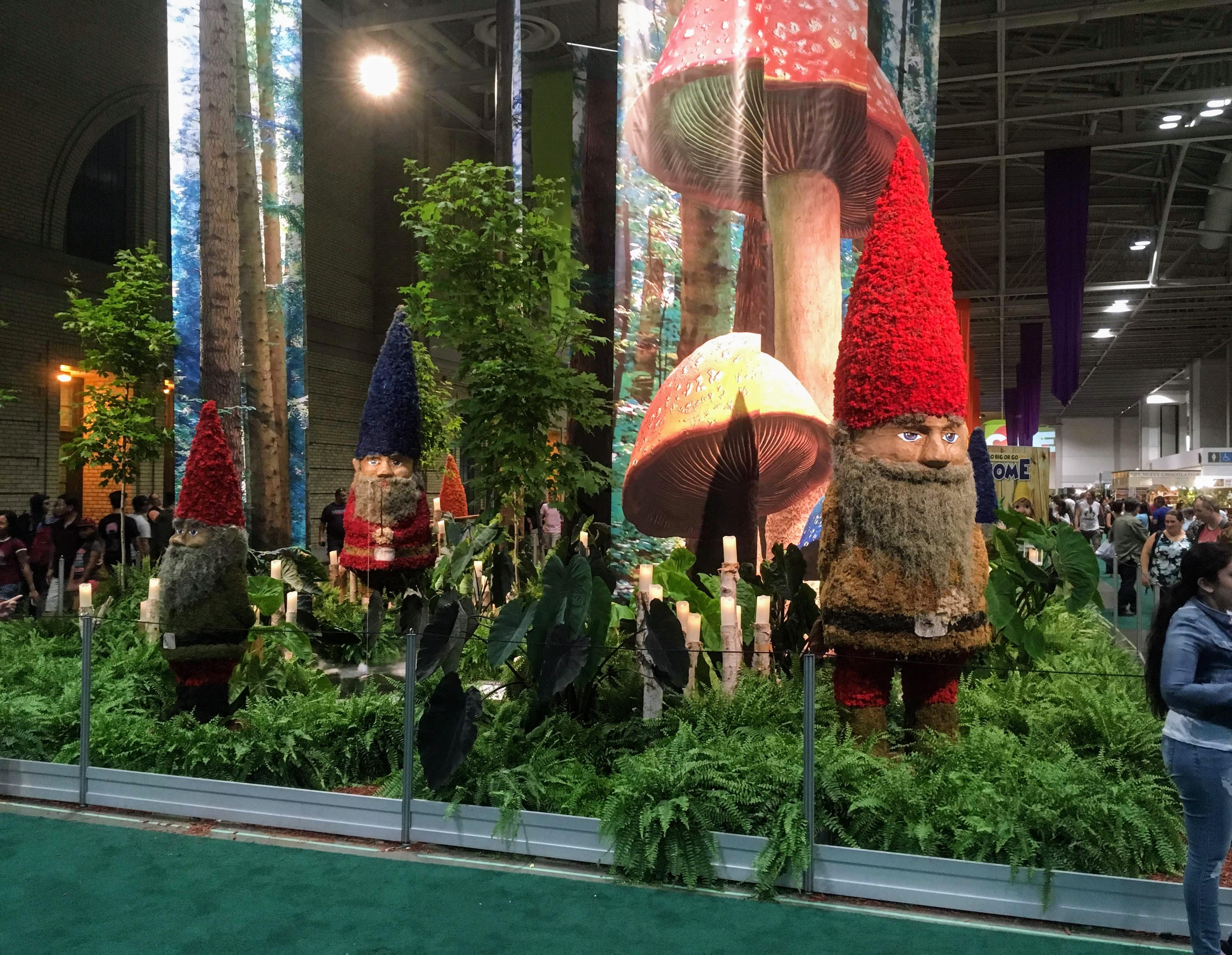 3.Gnome Garden CNE