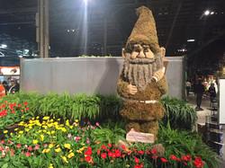 27. 9' custom made Gnome