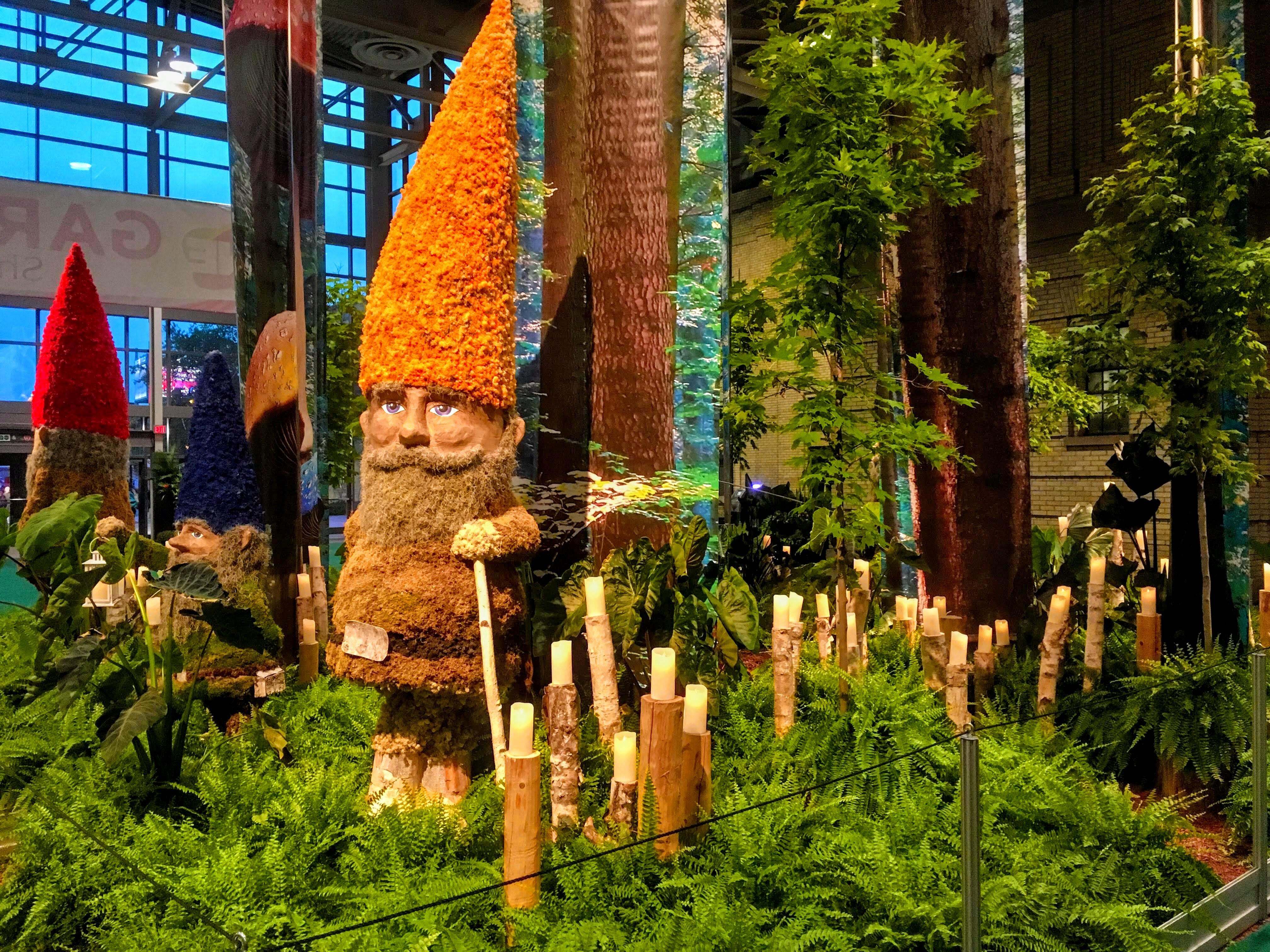 4.Gnome Garden CNE