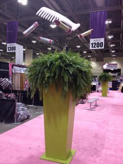 17.Floral Planters custom