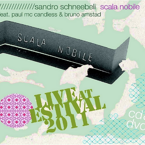 Sandro Schneebeli SCALA NOBILE feat. Paul McCandless