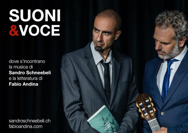 Suoni & voce foto by Fabian von Unwerth