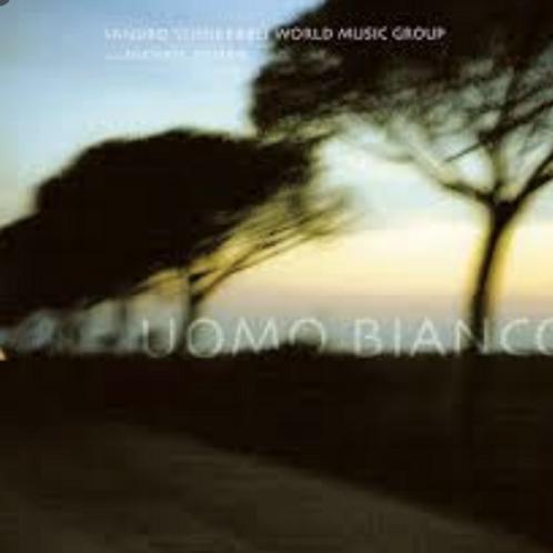 Sandro Schneebeli World Music Group UOMO BIANCO