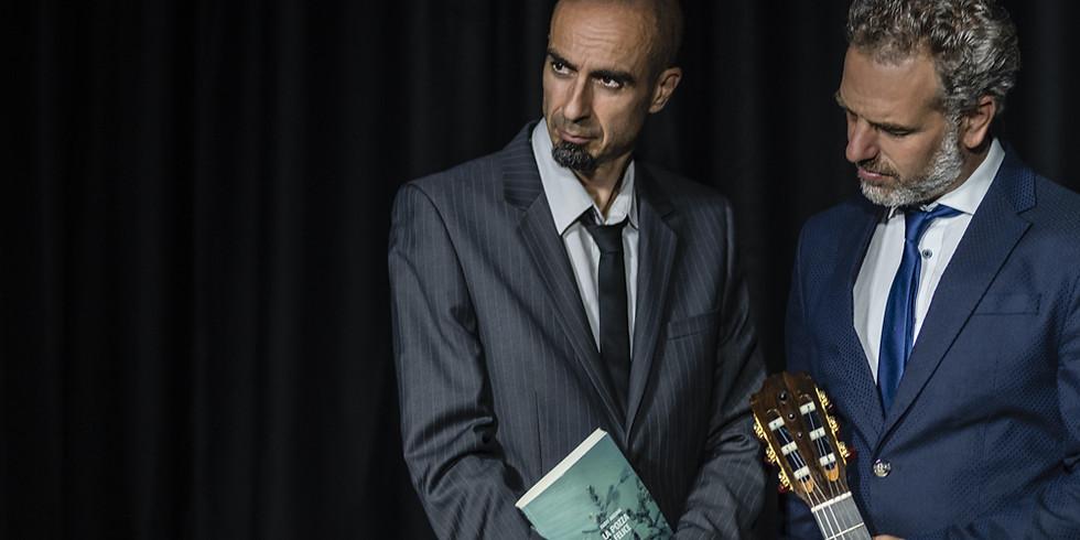SUONI & VOCE presenta il nuovo libro di Fabio Andina Sosta d'Arte Fescoggia