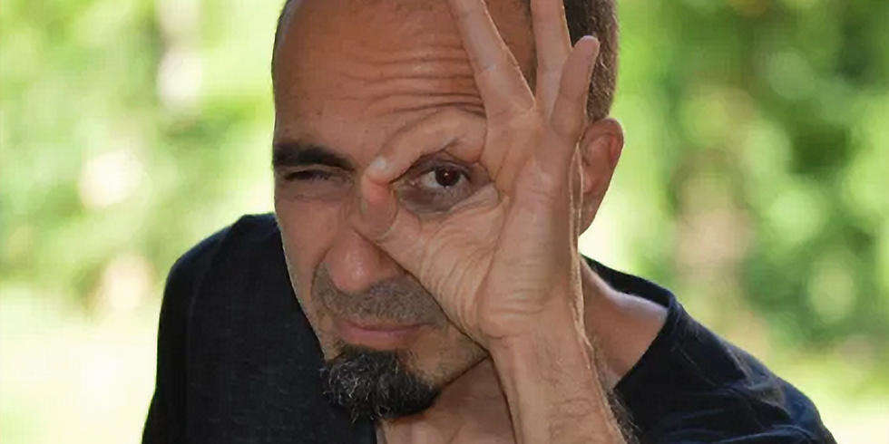 """La """"Suoni & Voce"""" presentano il nuovo libro di Fabio Andina 17:00"""