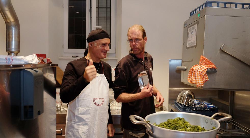 simpatia in cucina