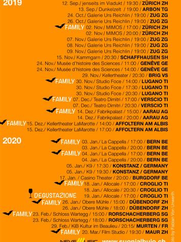 Tour 2019-2020