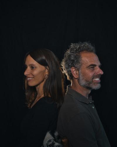 Neneh Alexandrovic & Sandro Schneebeli 3 (Foto by Fabian von Unwerth)