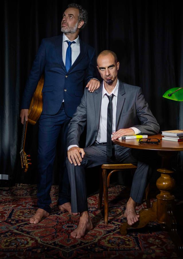 Suoni & Voce - Foto by Fabian von Unwerth