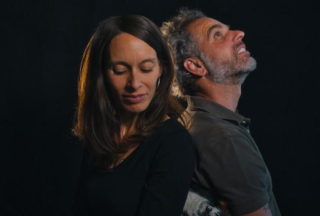Neneh Alexandrovic & Sandro Schneebeli 1 (Foto by Fabian von Unwerth)