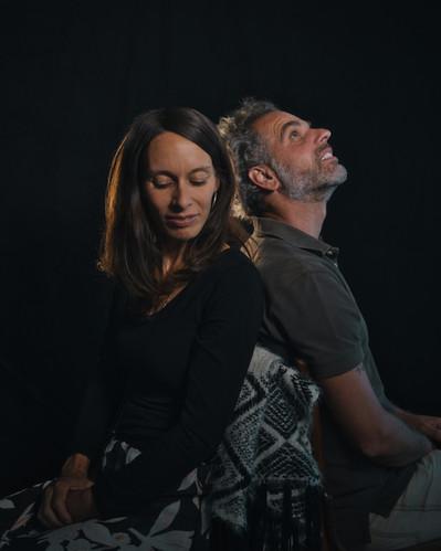 Neneh Alexandrovic & Sandro Schneebeli  2 (Foto by Fabian von Unwerth)