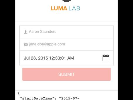 Ionic Framework Custom Formly Template using DatePicker Plugin