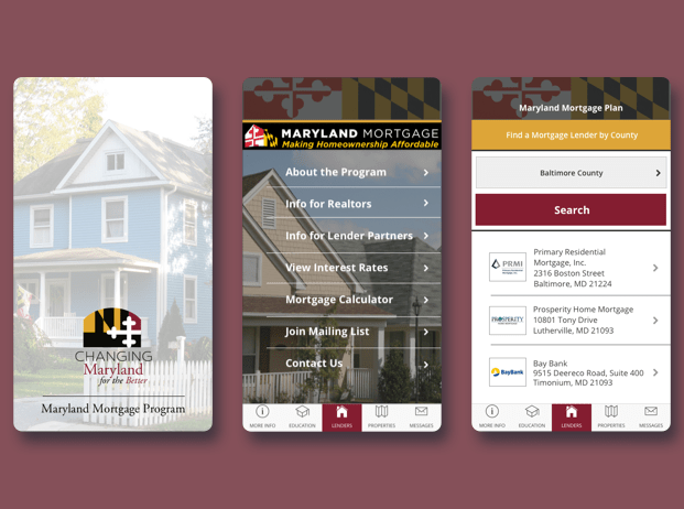 Maryland Mortgage Plan