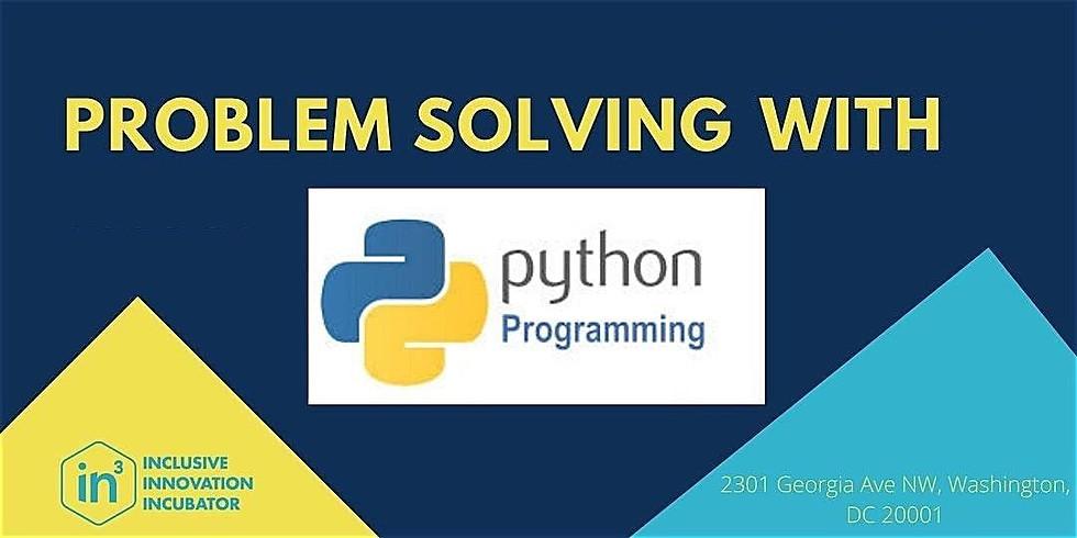 Free Intro Python Workshop Series (4)