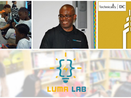 Technical.ly DC Interview with Aaron K. Saunders on Tech Education and Luma Lab