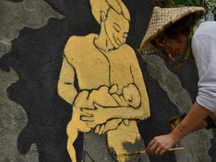 Street Artists Tag UTS Walls