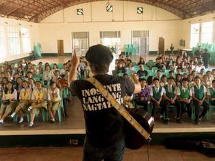 Pagkarahay Art Workshops and Art Talks