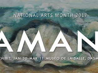 Paghilom Festival welcomes National Arts Month with the Pamana Exhibit Opening