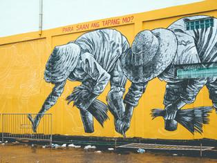 Pagkarahay Murals: Street Artists Breathe Life to Derelict Walls