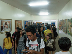 Pagkarahay Painting Exhibit