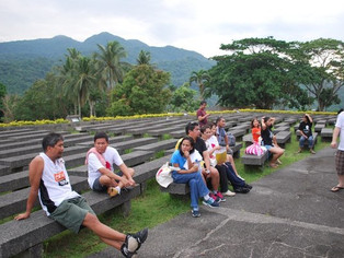 The First-ever Sports and Wellness Event for Artists Opens on Mt. Makiling