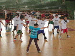  ARTLETICS 2013: Art meets sports in Lipa, Batangas
