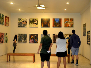 Creativity Surges in Daloy Exhibit Opening