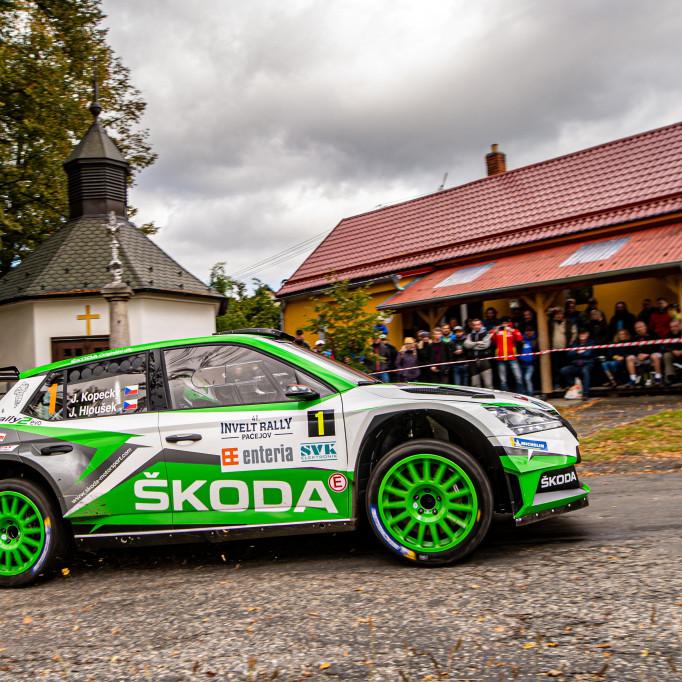 42. INVELT Rally Pačejov