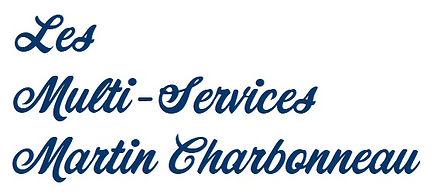 Les Multi-Services Martin Charbonneau.jp