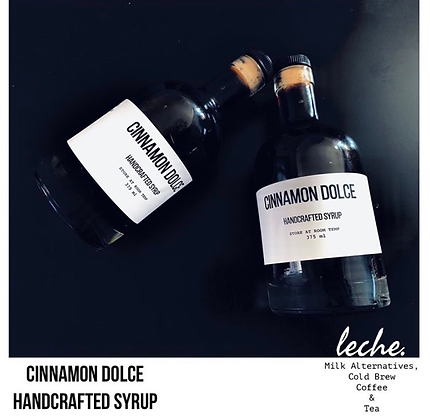 Cinnamon Dolce Syrup