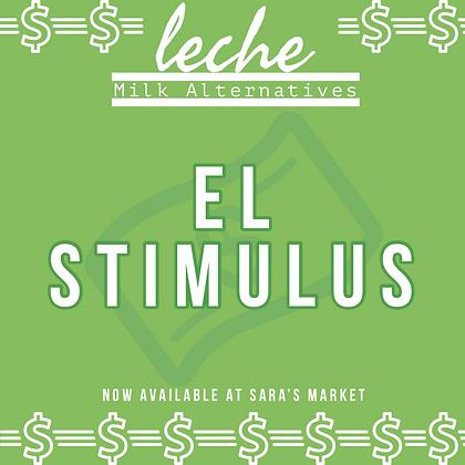 El Stimulus Tea