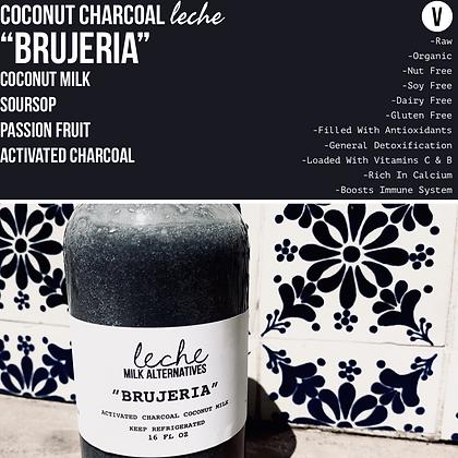 Brujeria Coconut Milk