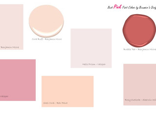 Week of Color! Beaumier's Paint Picks 1 of 7