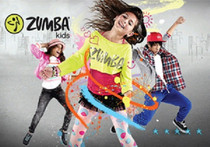 ZUMBA FOR KIDS AT FITZGIBBON