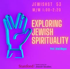Exploring Jewish Spirituality