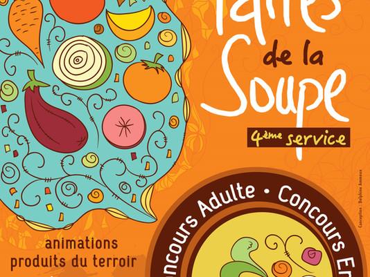 Le pain de votre village accompagne votre soupe !