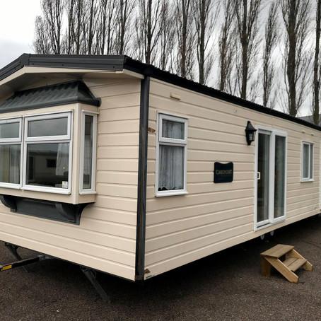 Mobil-home Cosalt Claremount  :