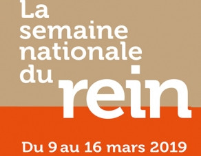Semaine Nationale du Rein 2019 à Lille :