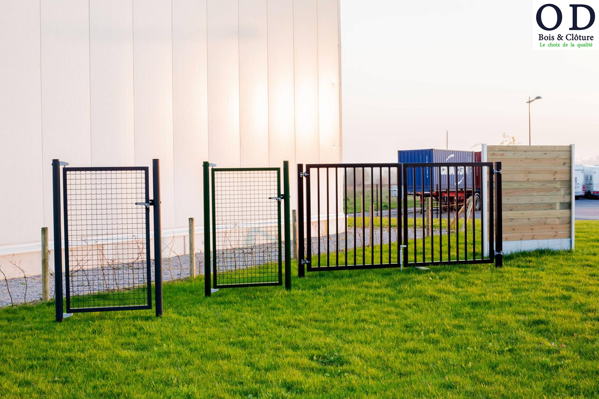 Notre Show-room de clôtures