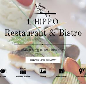 """Ici on aime l'Angélus...Restaurant : """"L'Hippo"""" à Lambersart"""