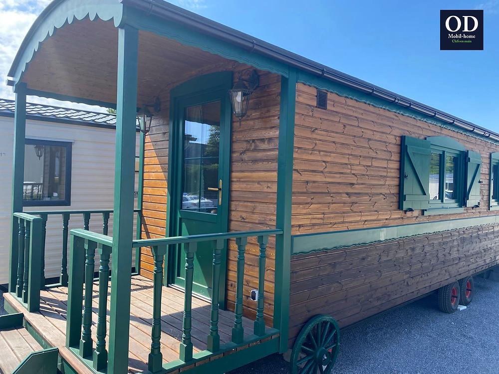 Mobil-home BK Séville