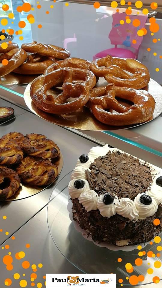 Découverte des pains et pâtisseries d'Allemagne