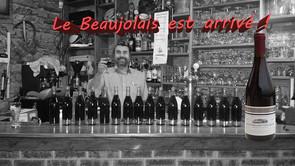 Beaujolais et saucisson !
